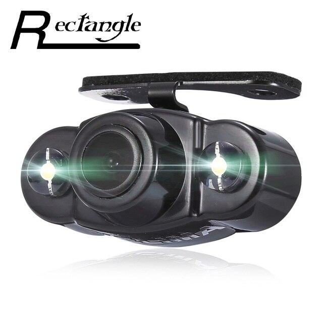 KELIMA CR22 170 Градусов Автостоянка Камера Заднего вида 7070 Чип ночного Видения Двойной Светодиоды Авто Баланс Белого Поддержка NTSC PAL