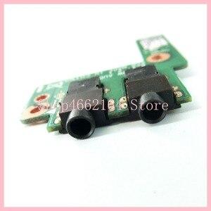 Image 3 - Para Asus ROG G750 G750JX G750JH G750JM G750J G750JW G750JS G750JZ DC Power Jack Soquete da Placa do Interruptor de Botão