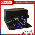 Factory offered Super quality A3 size UV flabed Printer &Multi-purpose UV printer