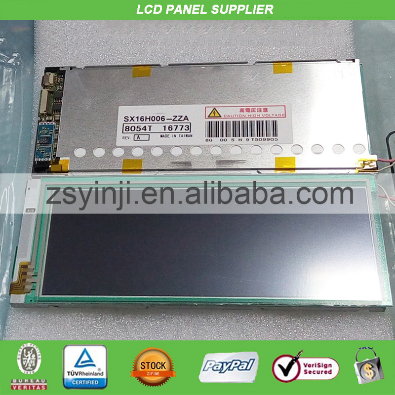 SX16H006 ZZA 6.2inch lcd panel with touch screen SX16H006 ZZA LCD Modules     - title=