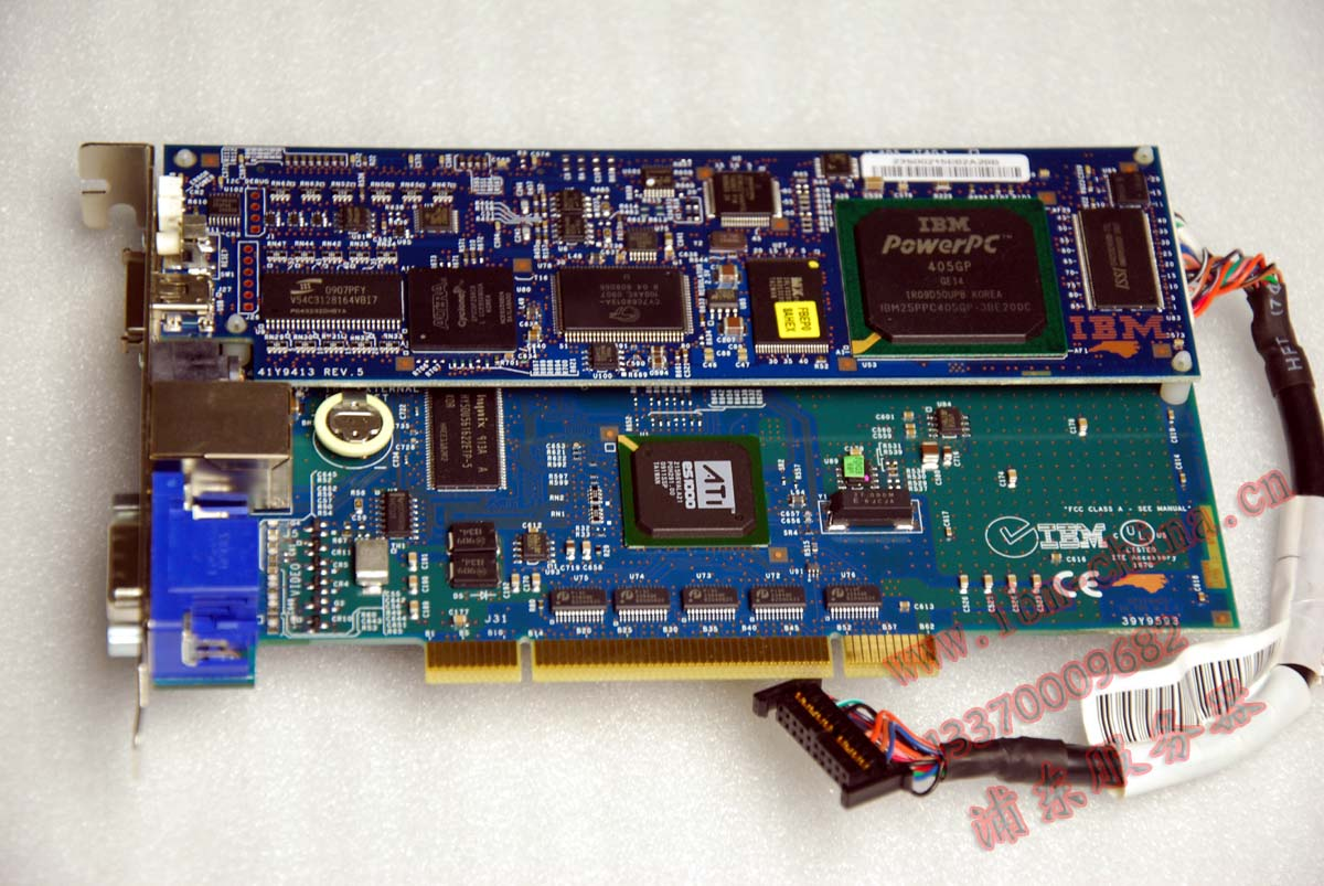 FOR IBM X3950M2 X3850M2 IO Board remote management card graphics expansion card FRU:44T1413