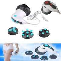 Body Slimming Massager ABS PP Professional Anti Cellulite Machine DI Infrared Electric
