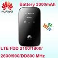 Разблокированный Huawei E589 E589u-12 LTE 4g wifi роутер  точка доступа 4g FDD band 20 DD800 роутер mifi 4g слот для sim-карты lte роутер wifi