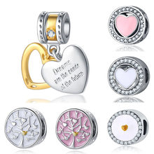 Fit Pulsera Pandora Charms Plata De Ley (China)