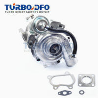 New turbocharger RHF4H complete turbo VIBR for Holden Isuzu Rodeo 2.8 TD 4JB1T 74 Kw 100 HP 1998 2004 8971397243 / 8971397242