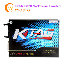 Latest V2 23 KTAG V7 020 ECU Programming Tool Master Version with Unlimited Token Free Shipping