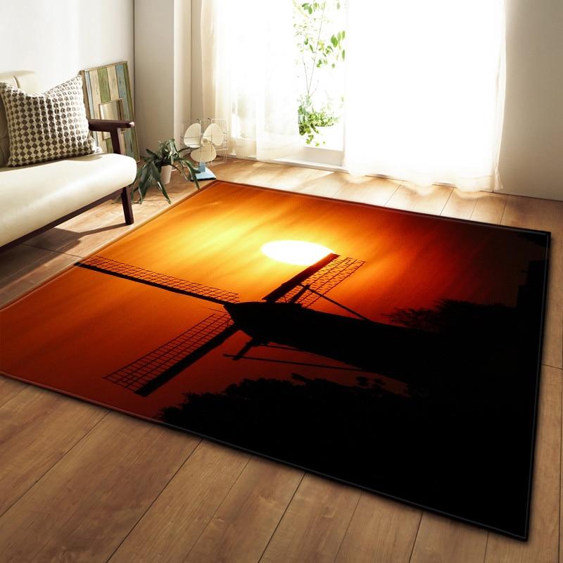 Tapis 3D et tapis pour la maison salon tapis pour salon tapis pour salon tapis pour salon enfants chambre salle de bain