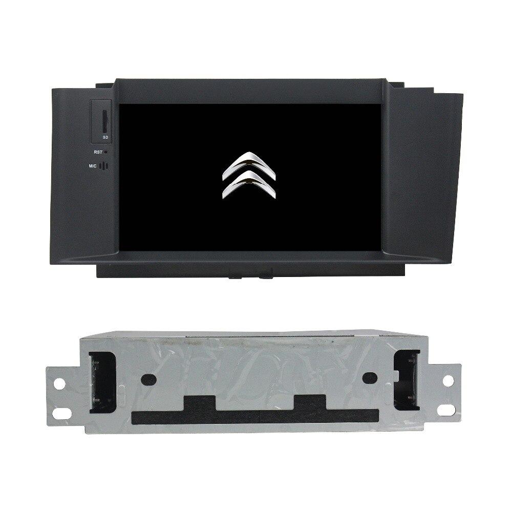 otojeta font b car b font audio player for CITROEN C4L C4 L 2012 2014 octa