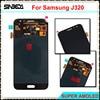 Sinbeda Super AMOLED LCD Screen For Samsung Galaxy J3 2016 J320F J320H J320M J320FN LCD Display