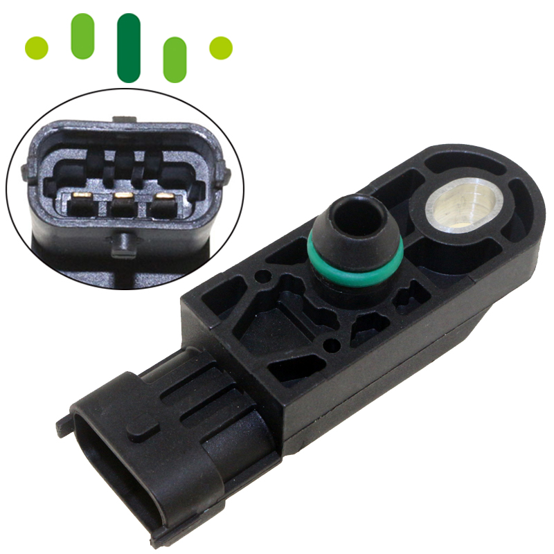 Capteur MAP Manifold Absolute turbo Boost Pression Pour Nissan Infiniti FX NV400 Navara D40 2.0 2.3 3.0 Dci 22365-5X20A 223655X20A