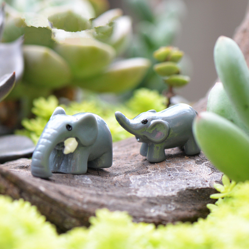 Small Elephant Decor: Aliexpress.com : Buy XBJ116 Mini 6pcs Big Elephant And
