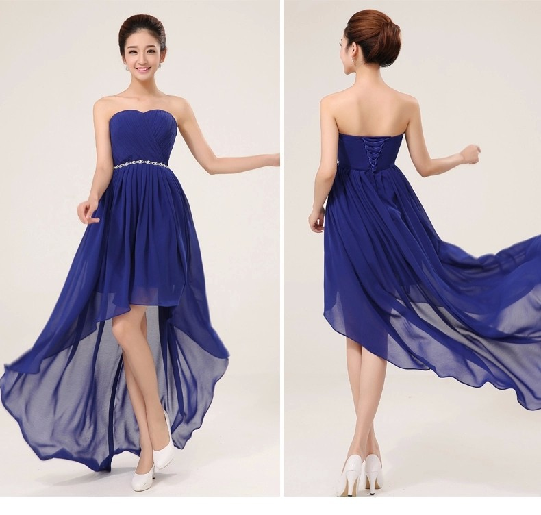 Online Get Cheap Royal Blue Bridesmaid Dresses Aliexpress