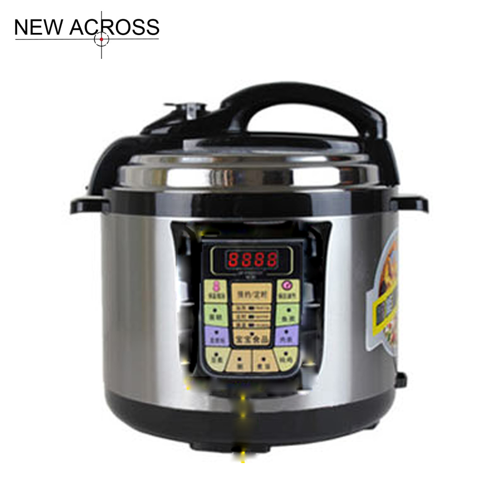 Pressure Cooker Brands: JUH Brand New 1pcs Stainless Steel Electric Pressure