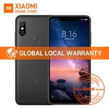 Küresel Sürüm Xiaomi Redmi Not 6 Pro 4 GB 64 GB Snapdragon 636 Octa Çekirdek 6.26