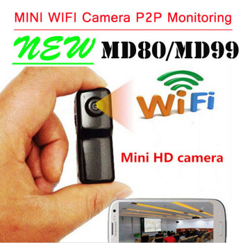 Mini Wifi Camera Wireless P2P Monitoring Cam Corders D81 video camera mini camera dvr camcorder Video Record wireless IP Camera
