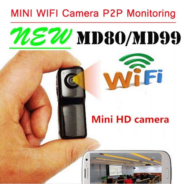 Mini Wifi Camera Wireless P2P Monitoring Cam Corders D81 video camera mini camera dvr camcorder Video Record wireless IP Camera