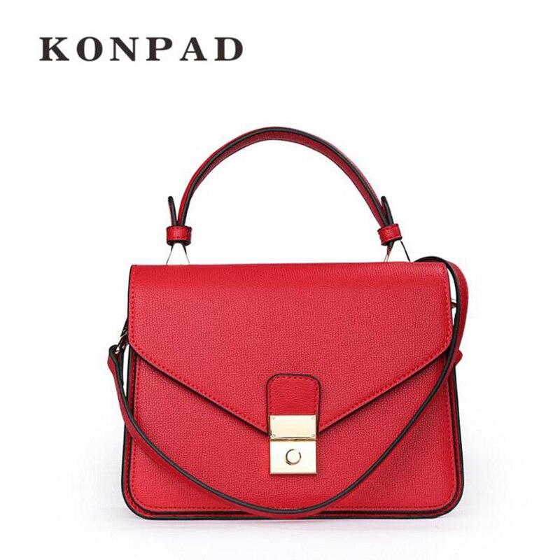 Konpada роскошные сумки женские дизайнерские сумки летние дорожная сумка женская Искусственная кожа сумки женские через плечо портфель