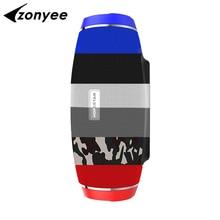 Zonyee H27 Регби Динамик Водонепроницаемый душ сабвуфер стерео Soundbar беспроводной Bluetooth Динамик FM TF карты USB для зарядки телефона