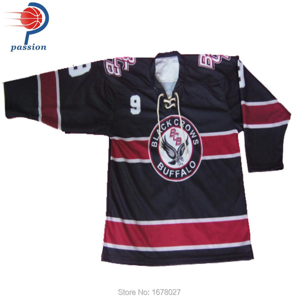 huge discount 560fa d678e US $200.0 |Best Quality Dye Sublimation Custom Team Ice Hockey Jersey  goalie Shirts-in Hockey Jerseys from Sports & Entertainment on  Aliexpress.com | ...
