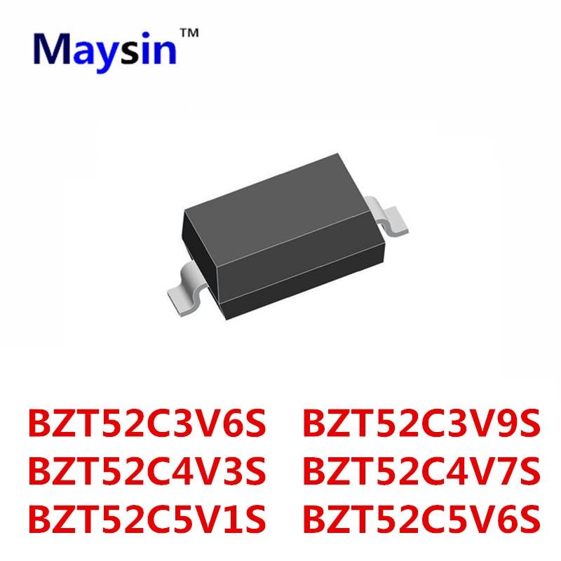 Цена BZT52C5V1S