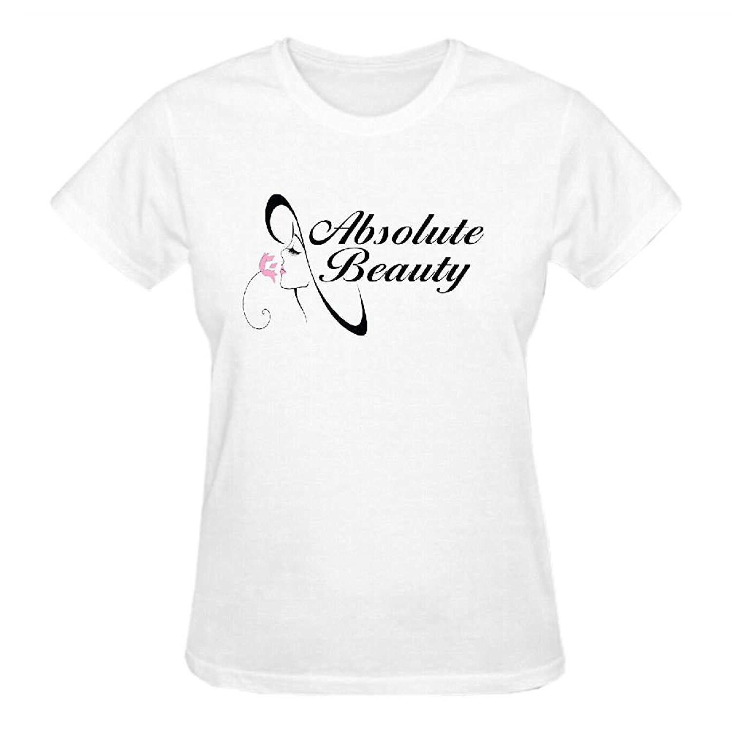 Black t shirt online design - Premium Fitted Quality Tee Shirts Beauty Salon Womens T Shirts With Designs Round Neck Summer Design Your Own T Shirt Online