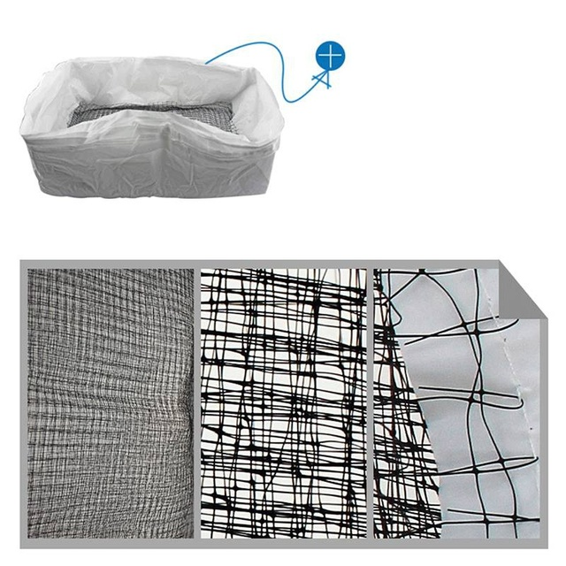 10pcs/lot Reusable Cat Toilet Mat 4