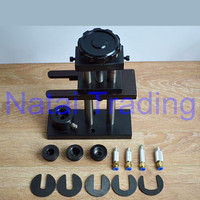 common rail injector clamp holder diesel collector for Bosch Denso Delphi common rail injector test bench spare parts