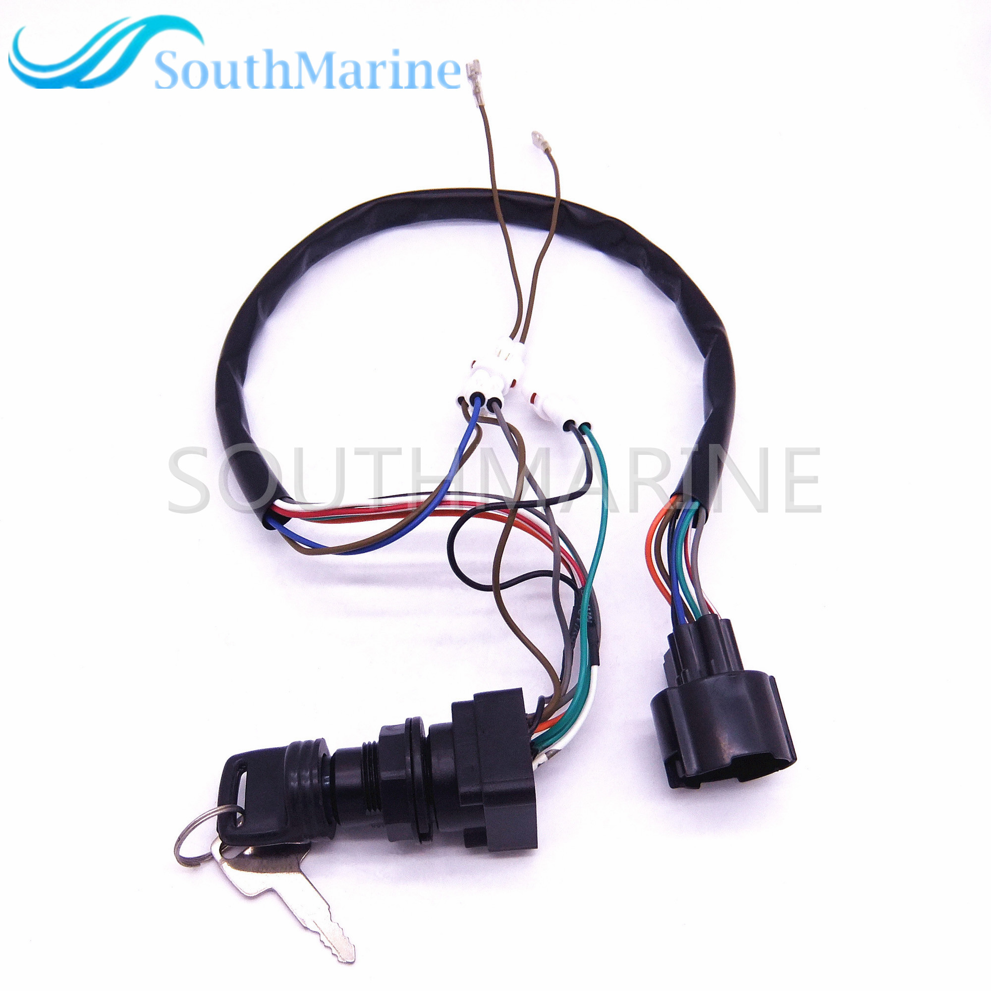 37110-93J01 37110-93J00 Boat Motor Ignition switch assembly For Suzuki Outboard Motor ,Free Shipping