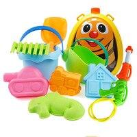 Children's Beach Toy Set Model Tool (accessory Color Random)