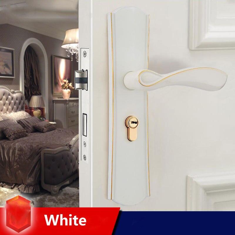 High Grade Modern European Style Zinc Alloy Sliding Door Lock Living Room Bedroom Bathroom Door Locks For Wooden Doors Door Locks Aliexpress