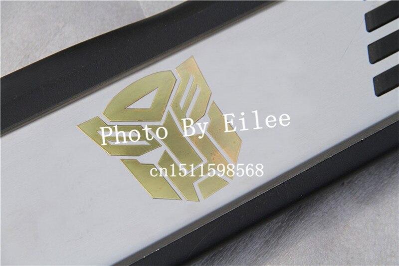 Особый дизайн! Мировая премьера! Высококачественная алюминиевая Беговая доска боковой шаг nerf бар для Chevrolet TRAX 2013