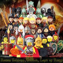 Single 2017 Latest The Hobbit Lord Of The Rings DIY Blocks Haldir Tauriel Aragorn II Building Blocks Collection Kids Gifts Toys(China)