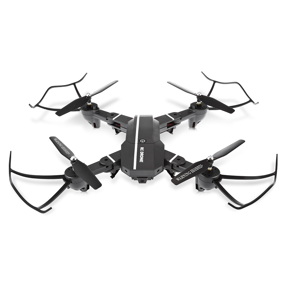 Mini RC Drone 8807HD - G Foldable RC Quadcopter Mini Drone RTF WiFi FPV With HD Camera Voice Control/G-sensor Mode VS XS809W