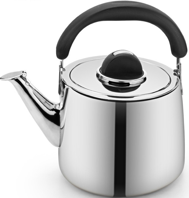 stovetop whistling kettle stainless steel 304 kettle 0 8mm thick water pot 3 4 5 6