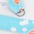 70 cm * 100 cm en aplicación de la otyd multifuncional Madre Bolsa Azul Juego de Toallas De Bambú de Impresión Cubierta De Enfermería Lactancia Cubierta de Enfermería madre