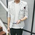 Jóvenes Con Estilo Coreano Blazers Para Los Hombres Los Hombres de Moda Blazer 2016 nueva Llegada del Resorte Hombres Chaqueta Informal Para Hombre Slim Fit Blazer Masculino