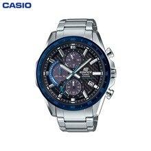 Наручные часы Casio EFS-S540DB-1BUEF мужские с кварцевым хронографом на браслете