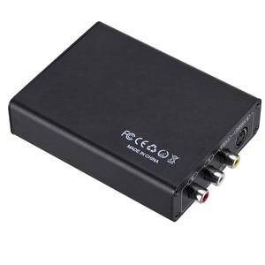 Image 4 - جهاز استقبال مهايئ إشارة الفيديو من YuBeter S لمحول إشارة الفيديو إلى HDMI لشاشات HDTV صناديق فك التشفير جهاز عرض DVD