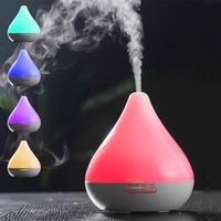 GX Diffuser 300ml Essential Oil Ultrasonic Aroma Diffuser Timing Function Electric Aromatherapy Household
