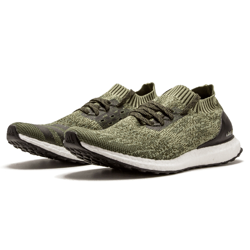 795f78baf ... coupon code for adidas ultra boost uncaged mens running shoes original  sports outdoor sneakers shoes army