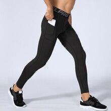 Yuerlian New Custom Sportswear Running Tight Joggers Training Sport Soccer Trousers Fitness Exercise Gym Leggings Pocket