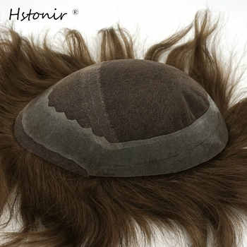 Hstonir Toupee Accord 7 Aliexpress Indian Remy Hair System Stock Men Wig H031 - DISCOUNT ITEM  0% OFF All Category