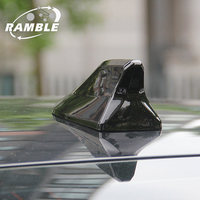 Ramble Brand For Toyota PRIUS Shark Fin Antenna Car Roof Aerials Radio Signal FM AM Signal