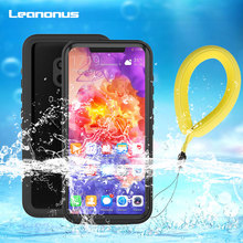 Swimming IP68 Waterproof Case For Huawei P20 Lite Outdoor Sport Diving Swim Proof Cover Pro Phone Coque