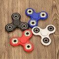Tri-spinner fidget Plastic stress spinner torqbar EDC spinning tops hand finger spinner fidget spinner bearing kids toys