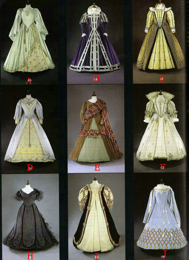 Aliexpress.com : Buy On sale SC 1133 Victorian Gothic/Civil War ...