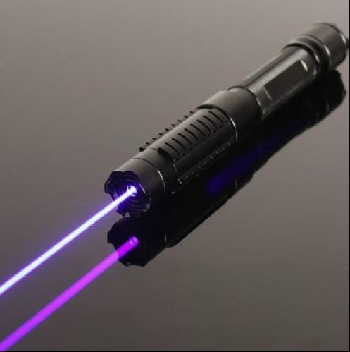 Высокой Мощности Лазерного Фиолетовый 10000 МВт Pointeur Лазерной Указки на Продажу Лазерная Лазерная Указка 405nm Сжигания Laserpen Фонарик