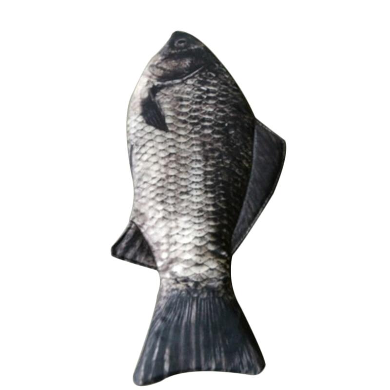 LA CATTURA 1 pcs Creative Fish Shape Kawaii Korea Style Cloth handbags Day Clutches Supplies Popular Gift bolsa feminina