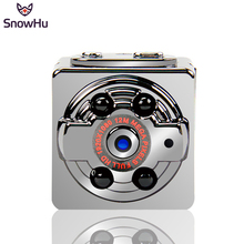 SnowHu mini camera in Mini camcorders 1080p HD night vision Micro Camera Sports Mini DV Voice Video Recorder for Car Driving SQ8