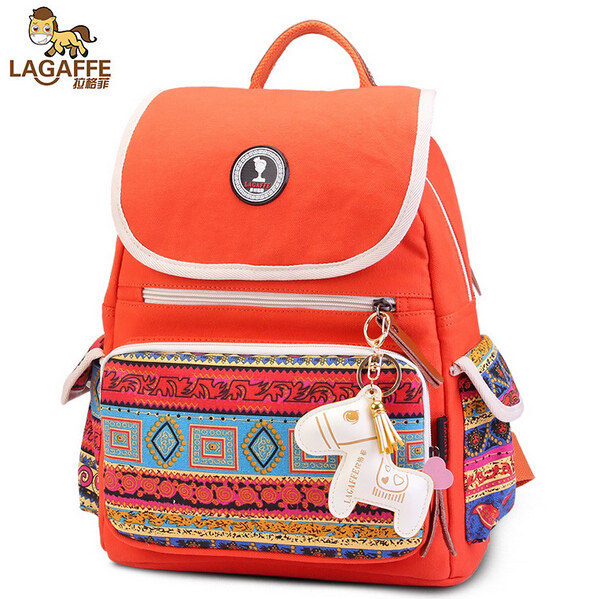 Free shipping 2016 NEW arrival Fashion Mother Bag Baby Nappy Bags backpack Maternity Mummy Diaper Bag Cotton Flower Style